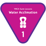 Stage 1 | Water Acclimation