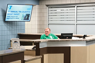 Tri County YMCA Business Desk