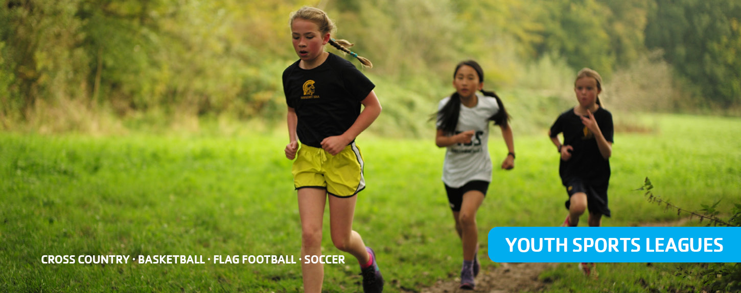 Registration now open for youth sports leagues!